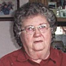 ELSIE SKRYBA (nee DEREWIANCHUK) Obituary pic
