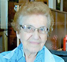 MADELEINE LAURIN Obituary pic