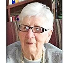 ANNIE DREGER (LUTOMSKY)  Obituary pic