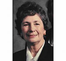 JEANNE MARIE EDMEE GENDRON (FOURNIER) Obituary pic