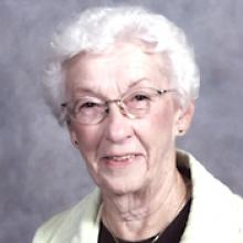 GWENDOLYN ALDA (GWEN) YOUNG  Obituary pic