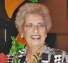 DOROTHY EDITH HILL (CARGILL) Obituary pic