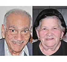 LUIGI and VINCENZINA CONIA Obituary pic