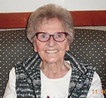 LILY PEDERSEN Obituary pic