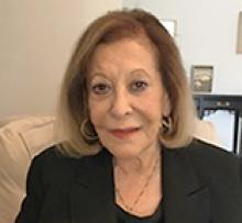 PEARL MORANTZ Obituary pic