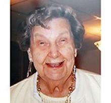 CLARA MAY ELIZABETH CANDIDO (COUGHLIN) Obituary pic