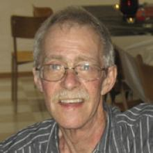DOUGLAS LOW  Obituary pic