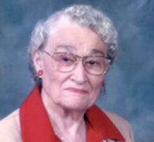 MARIE THERESE WILCOTT (JOLY) Obituary pic
