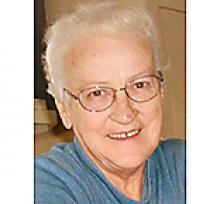 JANET IRENE O'BRIEN  Obituary pic