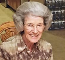 VIOLET E. HUBERT Obituary pic