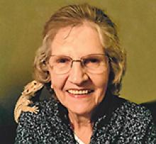 JEAN EILEEN PARKER Obituary pic