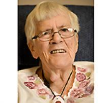 EVELYN FERN RICHAUD (THORKELSON) Obituary pic