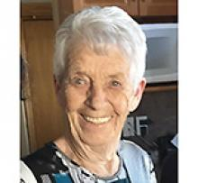 ANNE MERLE PERCY Obituary pic