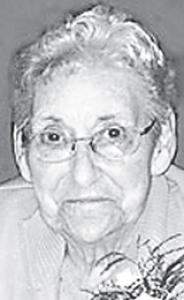 WINIFRED WHITFIELD Obituary pic