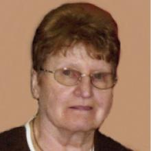 ANNE LADYKA (FRIESEN)  Obituary pic