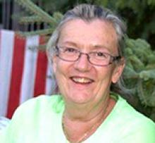 ANN LOIS PETERSON (PARRY) Obituary pic