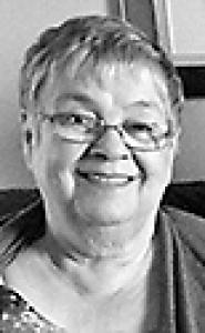 GAIL GINTER (SCHAFER) Obituary pic
