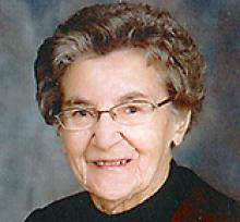 ANNE SOLTYS  Obituary pic