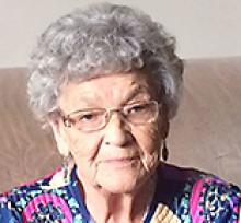 GWEN LANGLOIS  Obituary pic