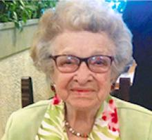 OLGA NAHIRNIAK Obituary pic
