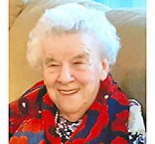 VANGY SMITH  Obituary pic