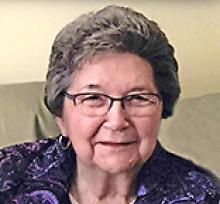 EARLA GRACE TITCHKOSKY  Obituary pic