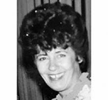 IRENE ELLEN BACON (PARTRIDGE) Obituary pic