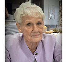 MAY WILLIS Obituary pic