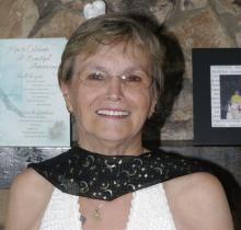 MAUREEN JEAN BLUE Obituary pic
