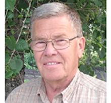 ELMER FRIESEN Obituary pic