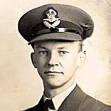 L COL HARLO LLOYD JONES DFC CD (RET.) -  Obituary pic