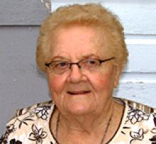 ANNE BALON (PAPISH) Obituary pic