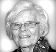 HELEN SCHULZ (HARDER) Obituary pic