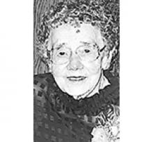 MILDRED LINDSAY  Obituary pic