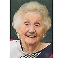 EVELYN ANDREWS Obituary pic