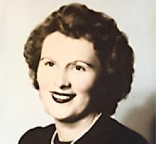 MARY ANNE HRYHORYSHEN  Obituary pic