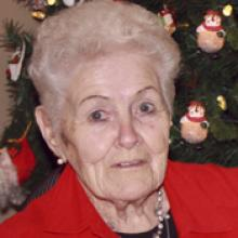 STELLA SCOTT  Obituary pic