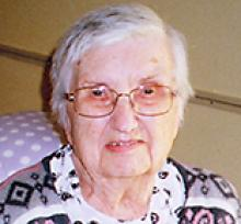 MARTHA WENS  Obituary pic