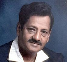 REVEREND JOSEPH BISSESSAR  Obituary pic