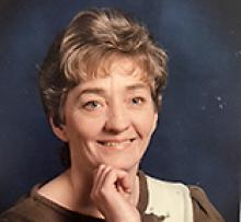 MARILYN GALE POOR (JAMES) Obituary pic