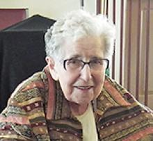 ROSE HAMILTON Obituary pic