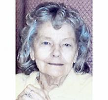 ALICE MAY JACKETT (PROCEVIAT) Obituary pic