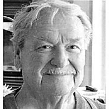 ERNEST BECKER  Obituary pic