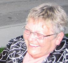 SHIRLEY BOUVIER (JUNGHANS)  Obituary pic