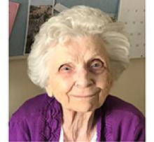 ROSE MILDRED LOMENDA (LUKAS) Obituary pic