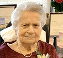 EDITH TRUSH (STUTSKY) Obituary pic