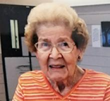 RITA REINE SMITH (ST. GERMAIN) Obituary pic