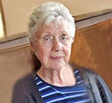 BETTY ANN SMITH (LANG) Obituary pic