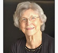 (HELEN) JUNE BATES Obituary pic