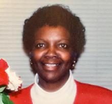 PEARL HUNTER Obituary pic